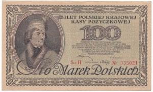 Polska, II Rzeczpospolita,100 Marek Polskich 1919 H