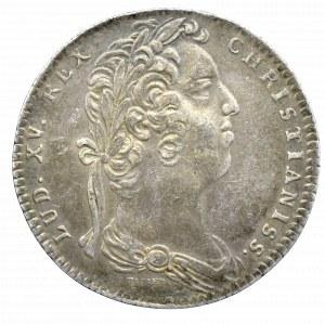 Francja, żeton Stanów Bretońskich 1732
