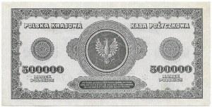 Polska, II Rzeczpospolita, 500 000 marek polskich 1923 0