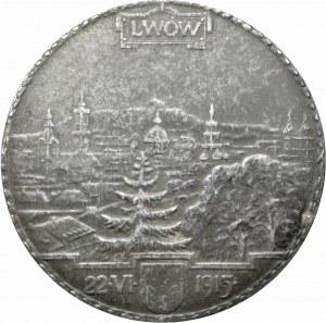 Polska, Medal Oswobodzenie Lwowa spod okupacji rosyjskiej 1915