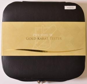 Tester do złota PKT Presidium
