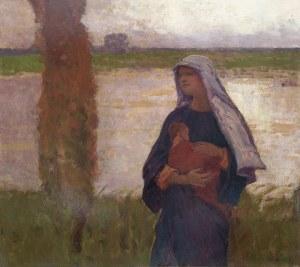 Władysław Wankie (1860 Warszawa - 1925 tamże)Madonna, ok. 1917 r.
