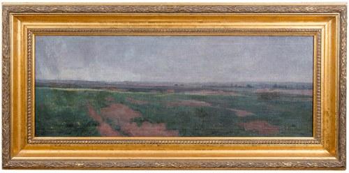 Jerzy Karszniewicz (1878 Tarnów - 1945 Kraków)Pejzaż panoramiczny