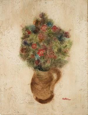 Jankiel Adler (1895 Tuszyn k. Łodzi - 1949 Aldbourne/Anglia)Kwiaty