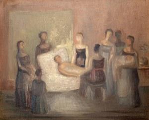 Ludwik Lille (1897 Podwołoczyska - 1957 Paryż)Narodziny