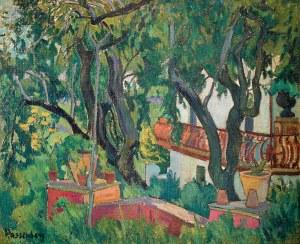Irena Hassenberg (1884 Warszawa - 1953 Paryż)Drzewa – Migdałowce