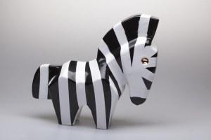 Jakub Niewdana, Mała Zebra, z serii Safari, 2018
