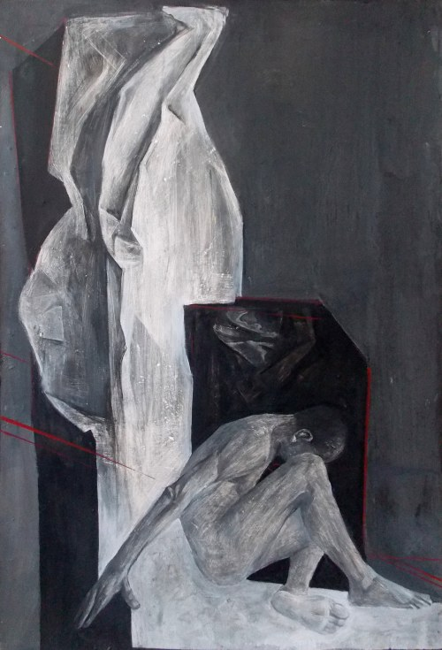 Wiktoria Tofan, Akt, 2017