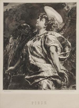 Jan MATEJKO (1838-1893) - według, Pieśń