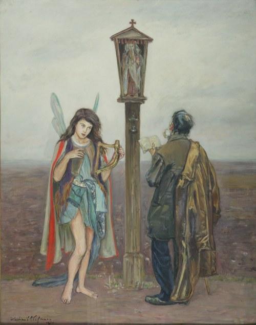 Wlastimil Hofman (1881-1970), Modlitwa, 1921