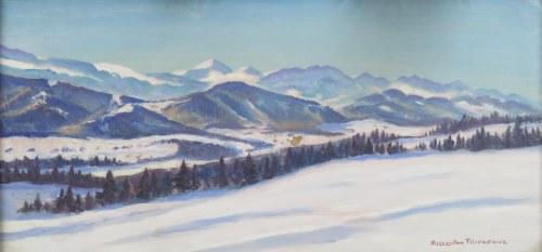 Mieczysław Filipkiewicz (1891-1951), Zima w górach