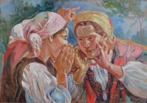 Wincenty Wodzinowski (1866-1940), Wiejskie baby