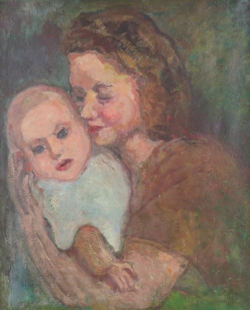 Jean Peské (1870-1949), Macierzyństwo