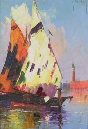 Grzegorz Mendoly (1898-1966), Łódki