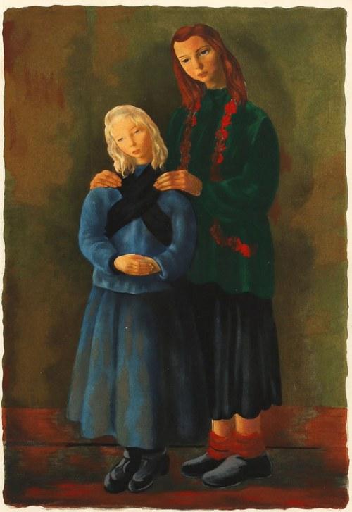 Mojżesz Kisling (1891 - 1953), Siostry