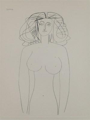Pablo Picasso (1881 - 1973), Akt, 1946
