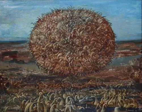 Ryszard Tomczyk (Ur. 1931), Biomowisko, 1996