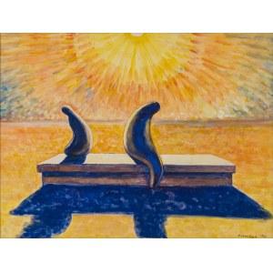 Ryszard Tomczyk (Ur. 1931), Biomy na ławce, 1967