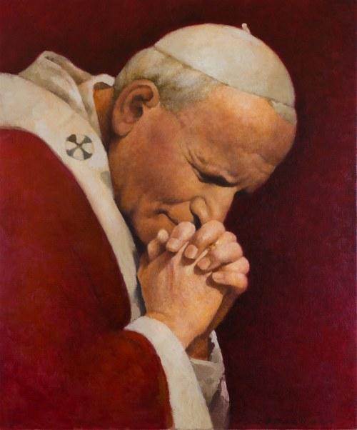 Wiesław Wałkuski (Ur. 1956), Jan Paweł II, 1998