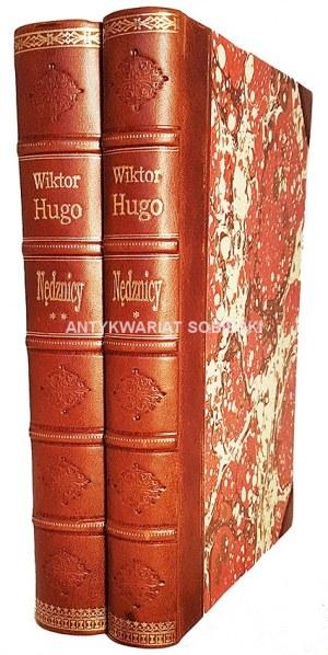 HUGO- NĘDZNICY. T.1-2 (komplet w 2 wol.)  ilustracje Antoni Uniechowski