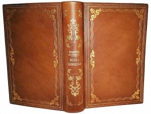 DANTE ALIGHIERI- BOSKA KOMEDIA wyd.1 ryciny 1860r.