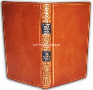 KRÓTKI ZBIÓR STAROŻYTNYCH MORALISTÓW - MYŚLI MORALNE KONFUCJUSZA wyd. 1784
