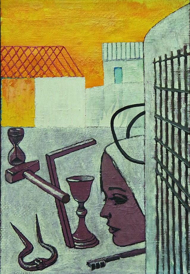 Zbigniew Makowski (1930), BRAMA, 1971 r..
