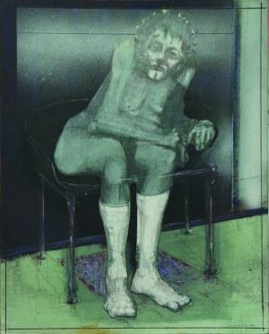 Janusz Przybylski (1937-1998), FIGURA, 1974 r.