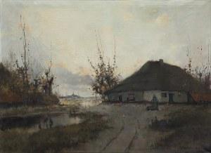 Wywiórski Michał Gorstkin, JESIEŃ, 1921