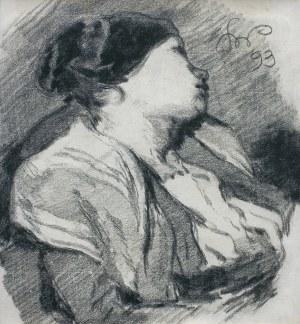 Wyspiański Stanisław, ZADUMANA, 1893