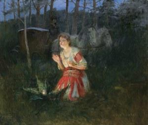 Piotrowski Antoni, BAJKA O KWIECIE PAPROCI, OK. 1910