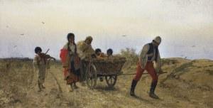 Streitt Franciszek, W DRODZE, 1877