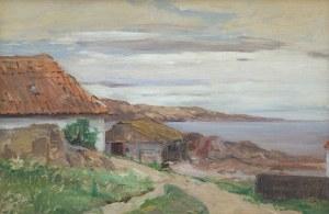 Wywiórski Michał Gorstkin, WIOSKA NAD ZATOKĄ, LATA 1903-1906