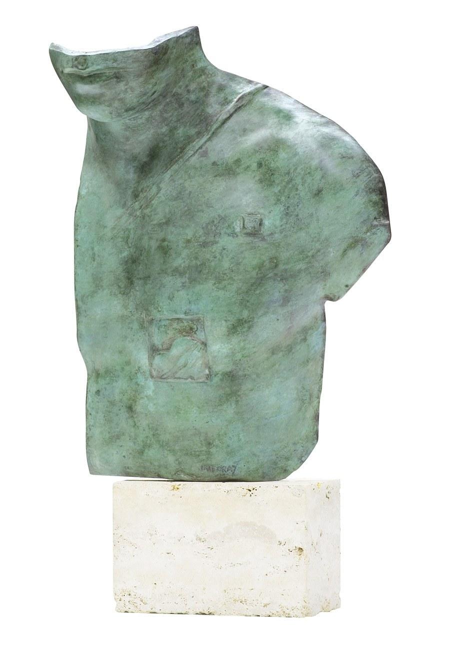 Mitoraj Igor, ASKLEPIOS, 1988