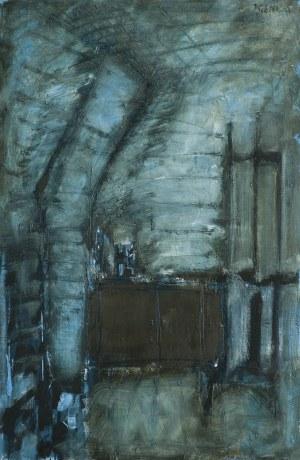 Sienicki Jacek, WNĘTRZE, 1980