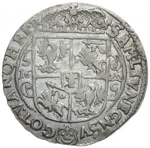 Zygmunt III Waza, ort 1622, Bydgoszcz, PRV.M+