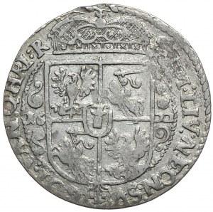 Zygmunt III Waza, ort 1622, Bydgoszcz, PRV.M+ (R2)