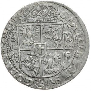 Zygmunt III Waza, ort 1622, Bydgoszcz, PRVS.M