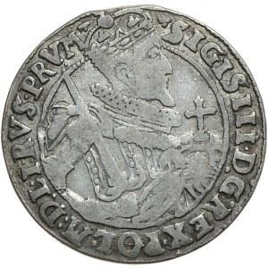 Zygmunt III Waza, ort 1623, Bydgoszcz, PRV:M+ (R2)