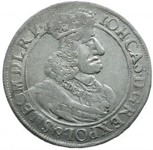 Jan II Kazimierz, ort 1658/7, Gdańsk