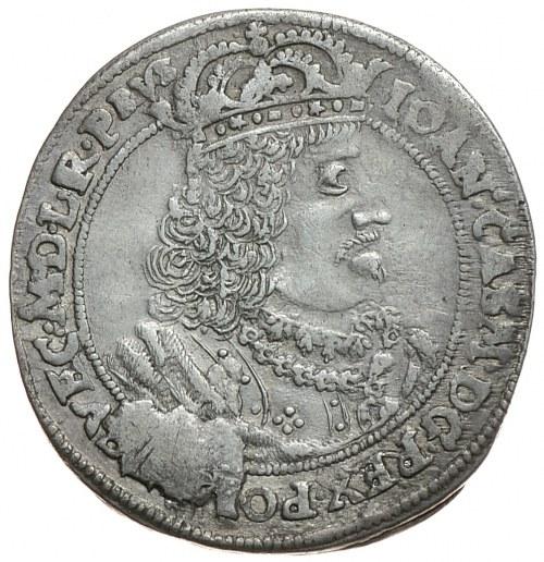 Jan II Kazimierz, ort 1655 HDL, Toruń (R4)