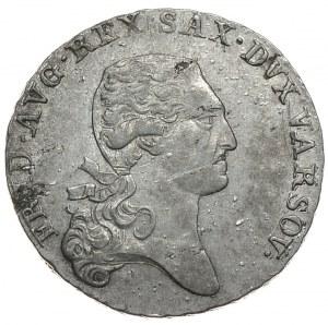Księstwo Warszawskie, Fryderyk August I, 1/3 talara 1813