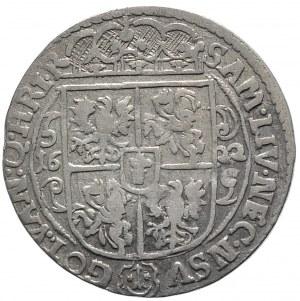 Zygmunt III Waza, ort 1622, Bydgoszcz, PRVS:M, Pogoń bez miecza (R1)