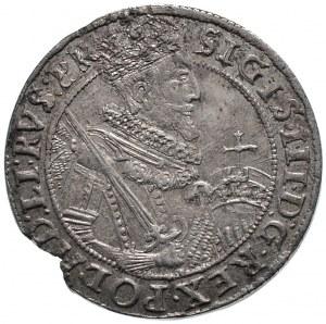 Zygmunt III Waza, ort 1623, Bydgoszcz, końcówka napisu na awersie PR. Bardzo rzadki (R4)
