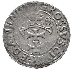 Zygmunt I Stary, grosz 1539?, Gdańsk