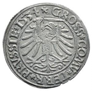Zygmunt I Stary, grosz 1534, Toruń