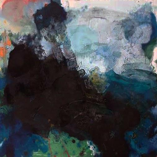 Małgorzata Majerczyk, In Blue