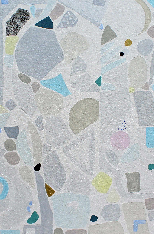 Urszula Teperek, Kobieca geometria VII, 2018 r.