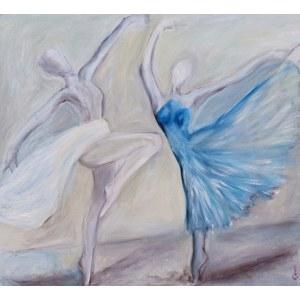 Krystyna Jaszke, Baletnice, 2018 r.