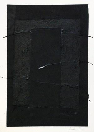 Mirosław DUCHOWSKI (ur. 1948), Sen (2), z cyklu: Sny, 1998/99